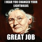 Unimpressed Mother Jones meme
